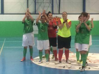 Sufrida victoria del FSF Alvoera ante el Pirata FSF Moaña por 2-1