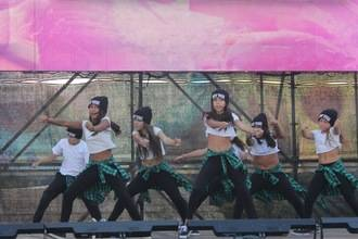 El Club de Baile Deportivo de Guadalajara participó en la Semana Europea del Deporte