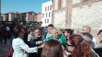 Siguen recogiendo firmas para que el nuevo aparcamiento del Hospital de Guadalajara sea gratuito