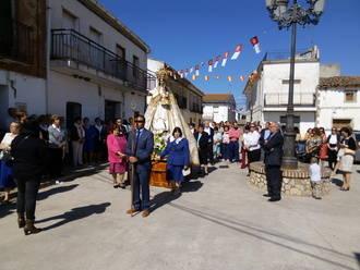 Málaga del Fresno disfrutó de sus fiestas patronales