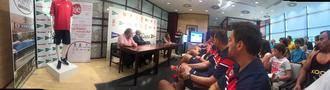 AJE trae la pasión por el voleibol a Guadalajara