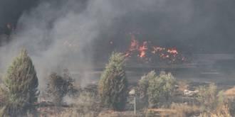 La Diputación de Guadalajara se personará en la causa abierta por el incendio de Chiloeches