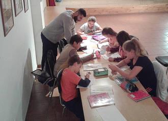 En el curso 2016-2017 hay más actividades extraescolares y durante más tiempo para los niños de Fuentenovilla