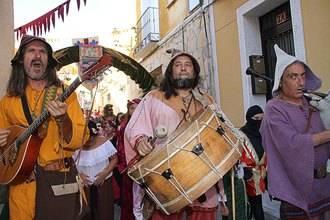 Almonacid de Zorita vive intensamente sus Jornadas Medievales