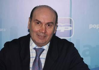 """Latre: """"La suspensión del Consejo de Gobierno regional en Sigüenza responde a motivos que no son precisamente de espacios"""""""