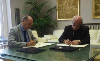 La Diputación contribuye a la restauración de iglesias y a la promoción del Museo Diocesano de Sigüenza