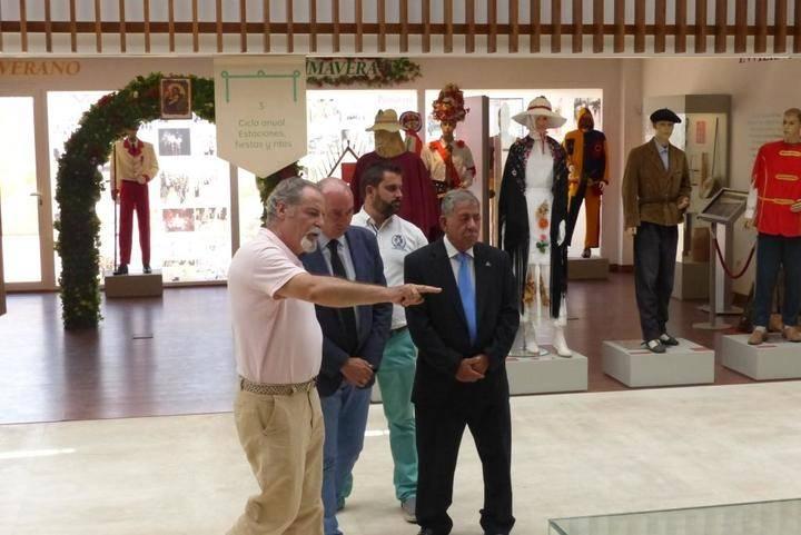 """Latre: """"La Posada del Cordón ofrece al visitante tradición e historia viva de nuestra provincia"""""""