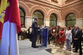 José Manuel Latre reconoce la gran labor de todos los alcaldes y concejales al servicio de la provincia