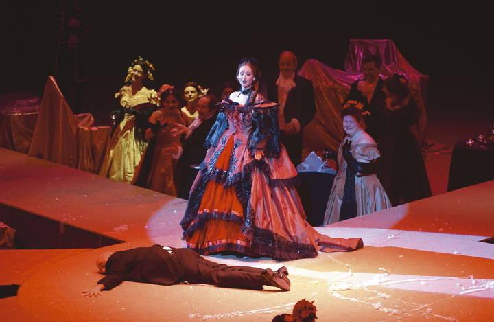 'La Traviata', de Verdi, inaugura la temporada de la iniciativa 'Vive la ópera en Sigüenza'
