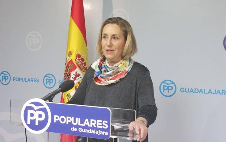 """Valmaña: """"El PP seguirá trabajando para defender la unidad de España y para afianzar los valores que nos han hecho progresar"""""""