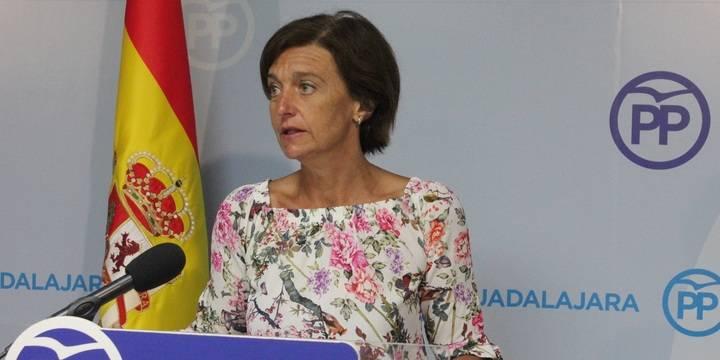 """Ana González: """"Rajoy sigue trabajando y mueve ficha para conseguir un Gobierno estable"""""""