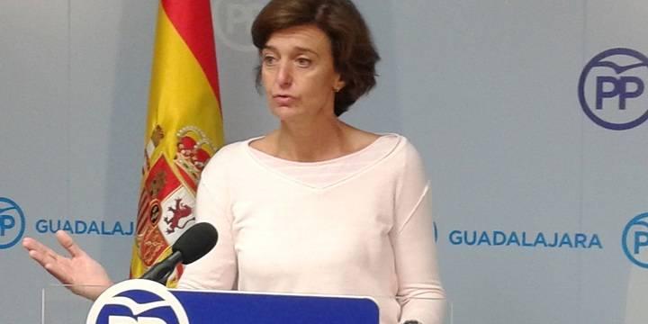 """Ana González lamenta """"el bloqueo en el que Page tiene sumida a Castilla-La Mancha"""""""