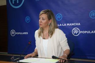 """Lola Merino: """"Page ataca a los agricultores que están en zonas ZEPAs"""""""