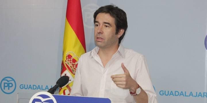 """Robisco: """"Page y el PSOE siguen por el camino del engaño, que no conducirá a la apertura del colegio de Yebes en 2017"""""""