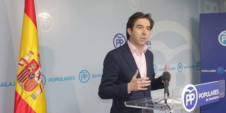 """Robisco teme un final de año """"espeluznante, catastrófico y preocupante"""" en la Sanidad de Guadalajara"""