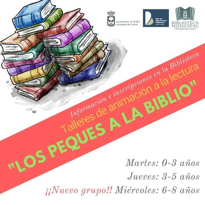 La biblioteca de Valdeluz abre el plazo de inscripción previa para el programa 'Los peques a la biblio'