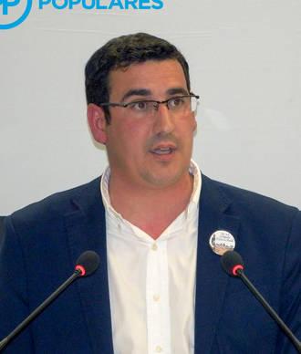 """Borja: """"Como alcalde, me preocupa que Page abandone a los castellano-manchegos en algo tan importante como la salud"""""""