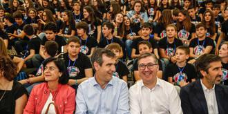 """Marín: """"La inversión del Ministerio de Educación durante el 2016 en Castilla-La Mancha supera los 107 millones de euros"""""""