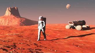 Obama se compromete a que el en año 2030 el hombre pise...el planeta Marte