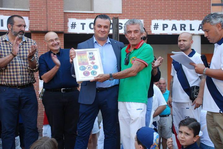 El alcarreño Miguel Redondo clausuró la fiesta de la Cultura Taurina de Parla