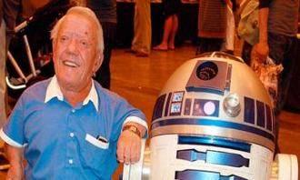 Muere a los 82 años el actor que dio vida a R2-D2 en