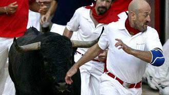 Muere a los 61 años Julen Madina, corredor histórico de los encierros de San Fermín