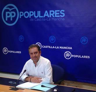 """Antonio Martínez: """"Los recortes de Page en materia sanitaria siguen creando problemas en los consultorios y aumentando las listas de espera"""""""