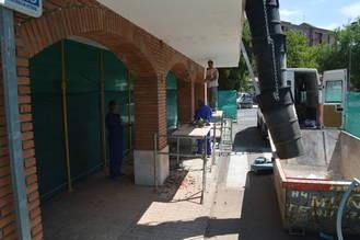 Azuqueca refuerza el balcón de su Ayuntamiento de cara a las fiestas