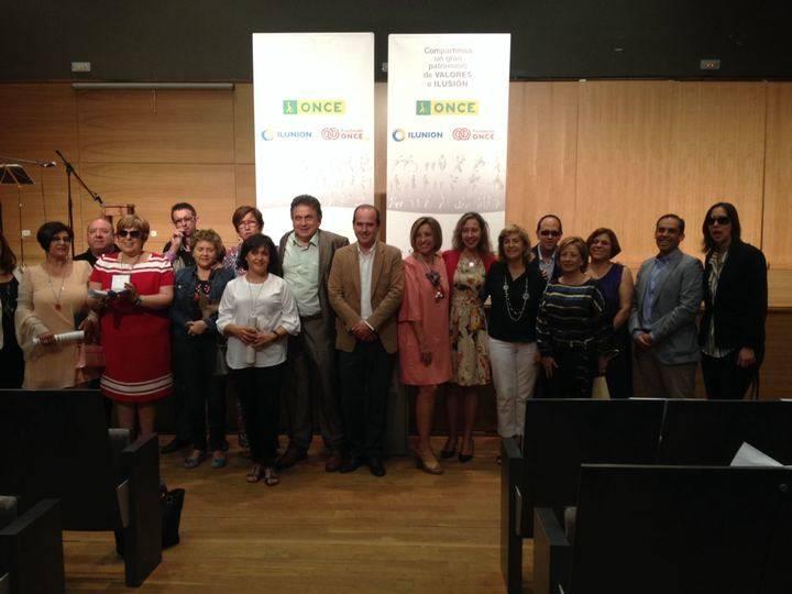 Guadalajara, se llena de Ilusión en la celebración del XXVI Día de la ONCE en Castilla-La Mancha