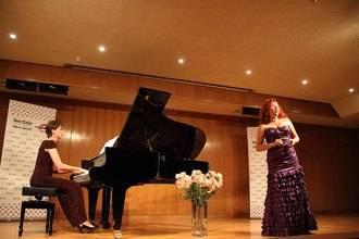 La ópera italiana emociona en el Centro Cultural de Ibercaja