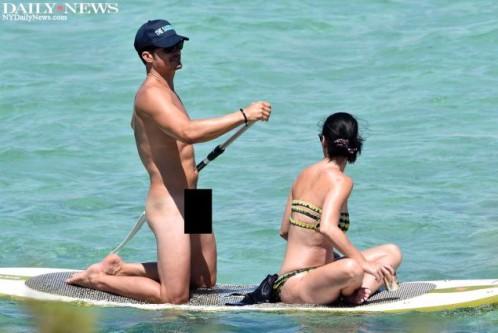 El Daily News Pilla Totalmente Desnudo A Justin Bieber Con La