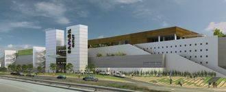 55 millones de euros y 42.000 m2 darán trabajo a más de 1.000 personas en Leganés en