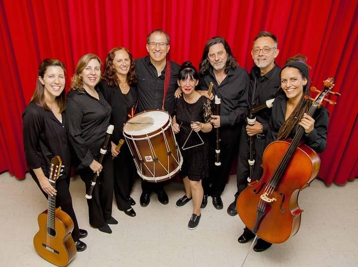 Un concierto del grupo Orffeo cierra la temporada cultural de la seguntina Iglesia de Santiago en 2016