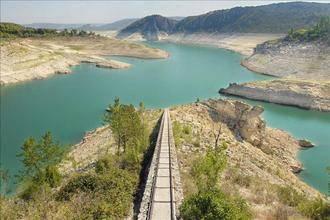 Los pantanos de Entrepeñas y Buendía suben 2,21 hectómetros de agua