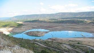 Los embalses de la cabecera del Tajo se encuentran al 19% de su capacidad