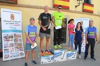 Javier Rosado vence en la III edición de la Carrera Lago de Pareja