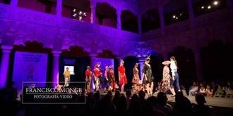 El Palacio del Infantado se muestra al mundo con Pasarela de Creadores, una propuesta de arte, moda y cultura