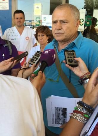 Ni entienden ni comparten que el nuevo aparcamiento del Hospital de Guadalajara tenga que ser de gestión privada