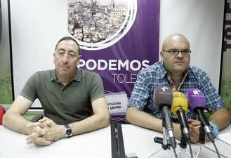 La crisis de Podemos en Castilla La Mancha se agrava, el secretario general de Toledo presenta su dimisión