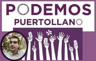 El líder de Podemos Puertollano: