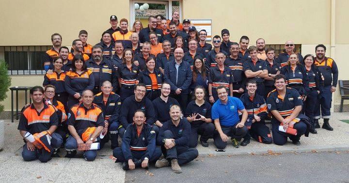 Castilla-La Mancha dispone en la actualidad 4.100 voluntarios de Protección Ciudadana