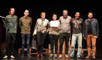 """Paranoia Teatro, de Humanes, gana la I Muestra de Teatro """"Entre bambalinas"""" en Cabanillas"""