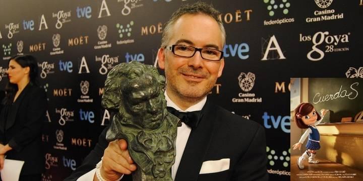 Pedro Solís y sus 'Cuerdas', Guinness de los Récords como corto de animación más premiado de la historia