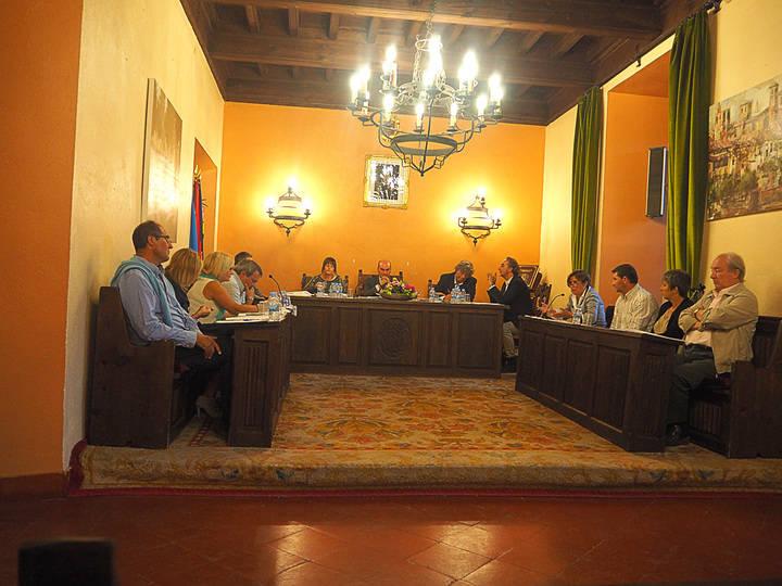 El Equipo de Gobierno de Sigüenza da cuenta de la liquidación del Presupuesto de 2015