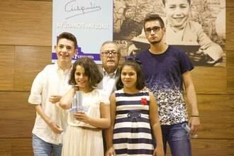 La Fundación Virgen de la Fuensanta pone el broche de oro al año con la entrega de sus becas y premios