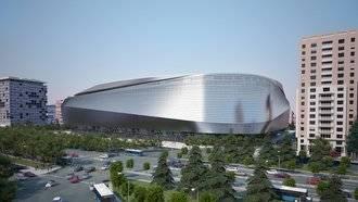 Así será el nuevo estadio del Real Madrid, el Santiago Bernabéu y...