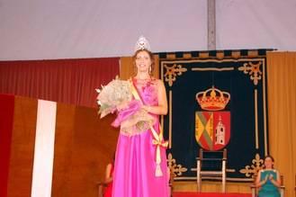 Yunquera de Henares, corona a la reina de sus fiestas patronales 2016.