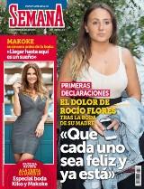 SEMANA ¿Qué hace Marta Sánchez con el hijo de Lolita Flores?