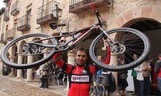 Alberto Báncora, vence en una épica V Escarcha Xtreme de Sigüenza
