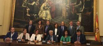 El PP regional consigue una amplia representación en el Consejo de Dirección y en las Comisiones del Senado